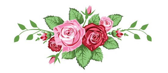 roses dividers clip art - photo #11