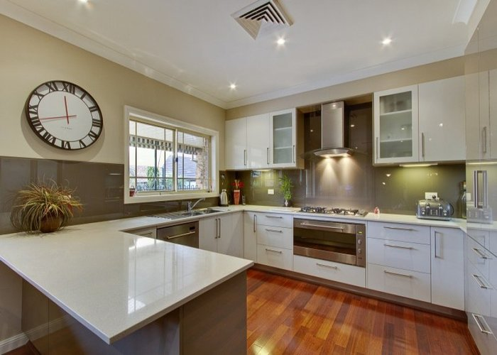 large u shaped kitchen designs تصاميم لـــمطابخ صغيرة clairefunny 8907