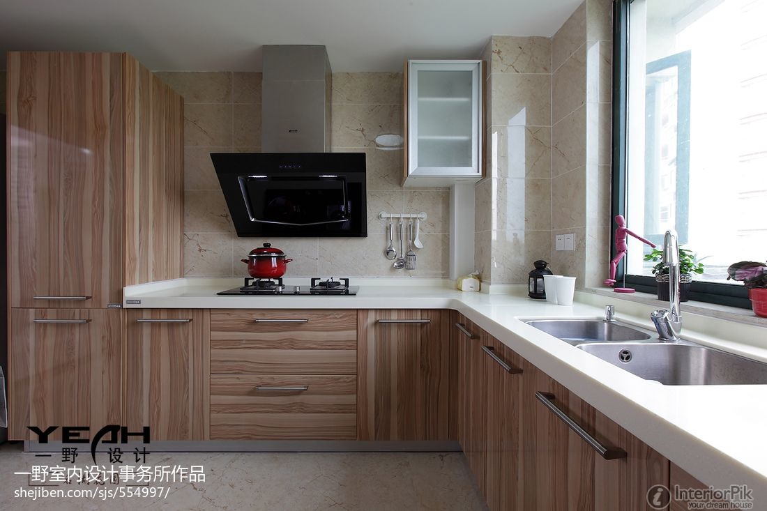 l shaped kitchen cabinet design تصاميم لـــمطابخ صغيرة clairefunny 22420