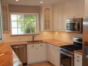 Small-White-U-Shaped-Kitchens-Ideas