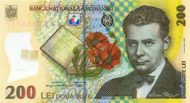 200_lei._Romania,_2006_a